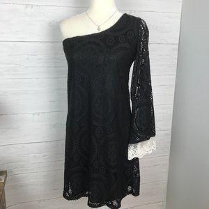 VAVA ONE SHOULDER DRESS